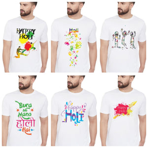 Pack of 6 Holi Tees