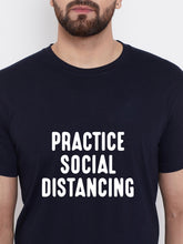 Load image into Gallery viewer, Mens Practice Social Distancing Tshirt
