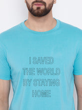 Load image into Gallery viewer, Mens Saved World Tshirt