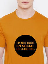 Load image into Gallery viewer, Mens Social Distancing Tshirt