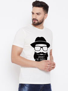 Respect Beard Tshirt
