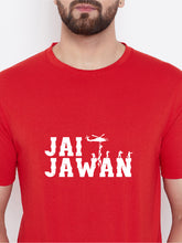 Load image into Gallery viewer, Mens Jai Jawan Tshirt