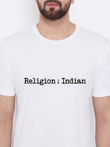 Mens Religion India Tshirt