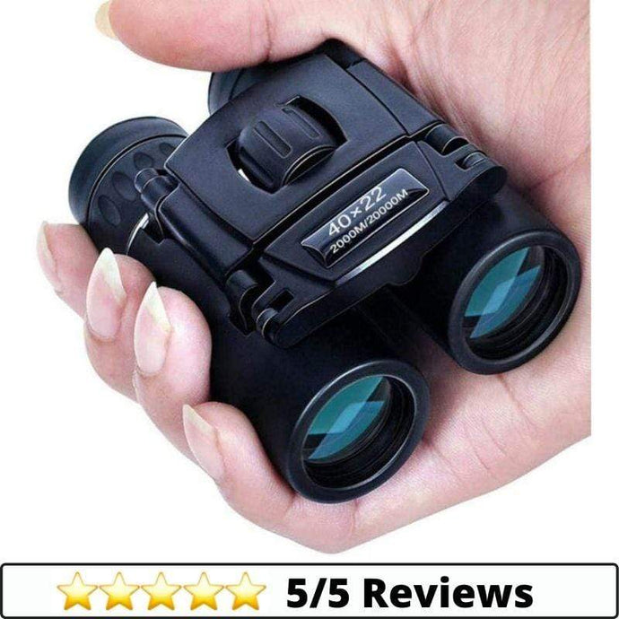 Make-trends.com 40x22 HD Powerful Binoculars