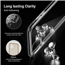 Load image into Gallery viewer, Make-trends.com iPhone 11 Pro Max Case, Clear