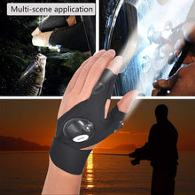 Load image into Gallery viewer, Make-trends.com Light Gloves Light Gloves, Flashlight Gloves, LED Light Gloves, (1 Pair)