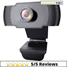 Load image into Gallery viewer, Make-trends.com Pc Camera Webcam With Microphone