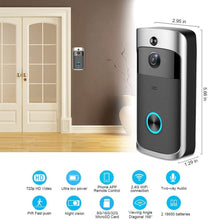 Load image into Gallery viewer, Make-trends.com Ring Video Doorbell Ring Video Doorbell, Enhanced Wifi, improved Motion Detection, Doorbell Camera