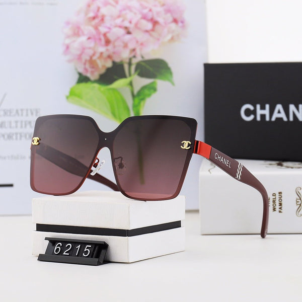 5 Color Fashion High Quality Polarized Sunglasses