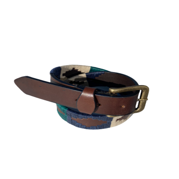 Handcrafted Polo Belt -053