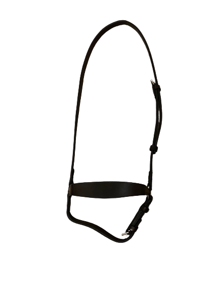 Dropped Noseband