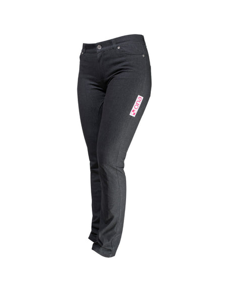 Ona Polo Constans Practise Pants - Black - Women