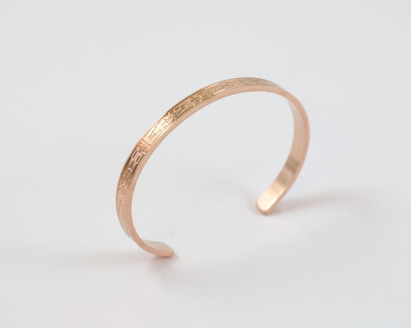 Men's Polo Pampa Cuff - Rose Gold