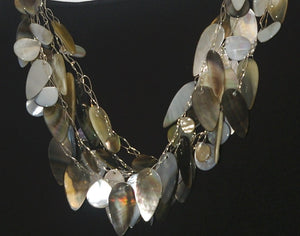 Mother of Pearl Multi-strand Beauty
