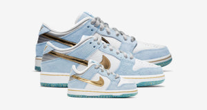 Sean Cliver x Nike SB Dunk Low Pro Holiday Special