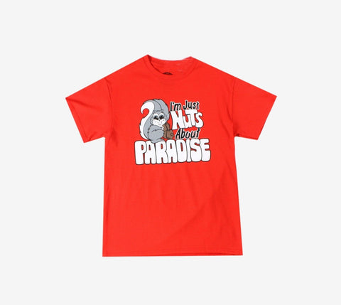 Paradise Nuts About SS Tee - Ben-G skateshop