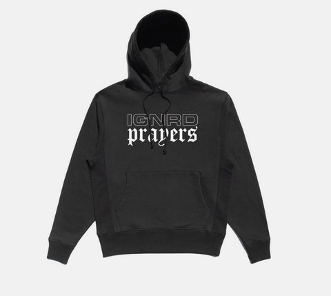 Ignored Prayers OE Hands Hoodie - Ben-G skateshop