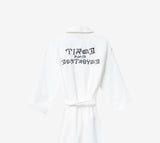 Tired x Thrasher T&D BATH ROBE