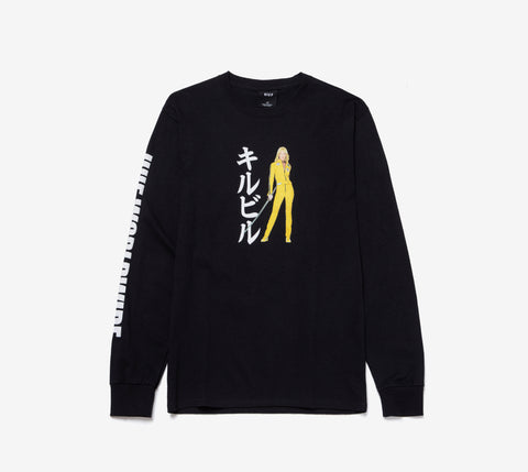 KILL BILL - BLACK MAMBA L/S TEE