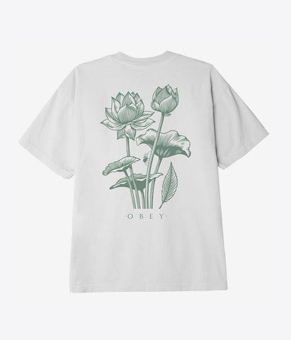 Obey Obey Lotus Spider T-Shirt