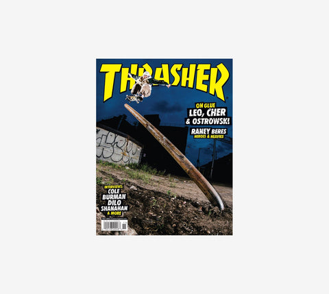 Thrasher Mag Nov20 Issue #484