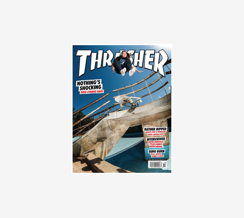 Thrasher Mag OCT19 Issue #471