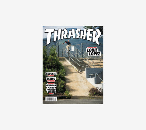 Thrasher Mag Oct20 Issue #483