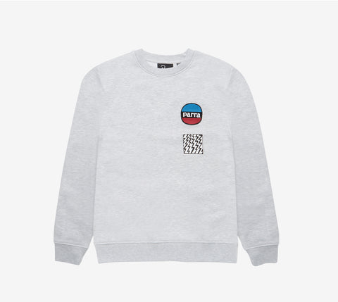 Racing Fox Crew Neck Sweatshirt