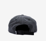 Obey Pigment 6 Panel Strapback Black