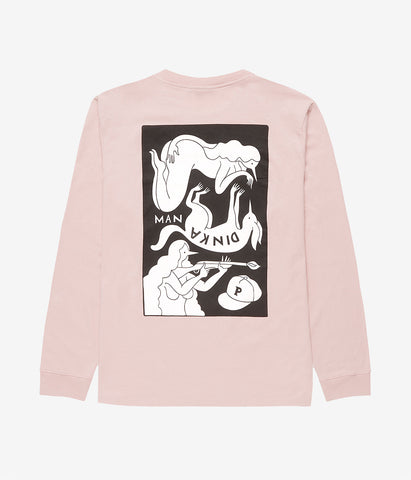Parra Mandinka Long Sleeve T-Shirt