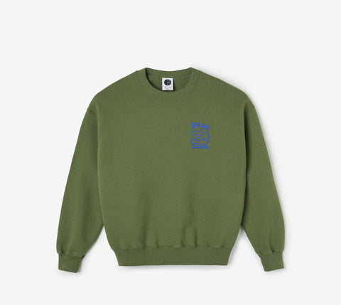 Polar Big Boy Club Crewneck Sweater