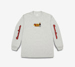 Quartersnacks Middle School L/S Tee
