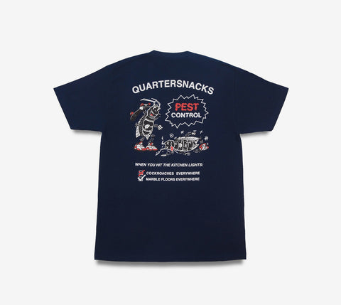Quartersnacks Pest Control Tee