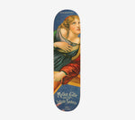 SMASHING PUMPKINS - MELLON COLLIE SKATEBOARD DECK - DARK BLUE