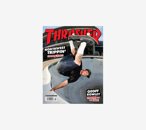 Thrasher Mag SEP19 Issue #470