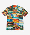 Huf x Streetfighter Stages S/S Resort Shirt