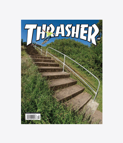 Thrasher Mag April 2021 Issue #489