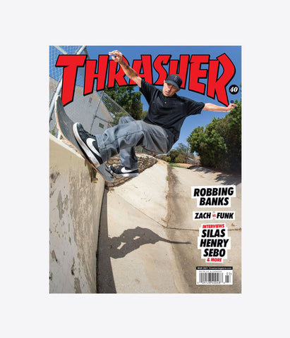 Thrasher Mag March21 Issue #488