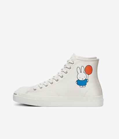 Converse X Pop X Miffy Jack Purcell Pro Hi