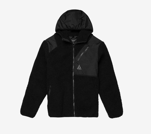 Huf Aurora Tech Jacket - Ben-G skateshop
