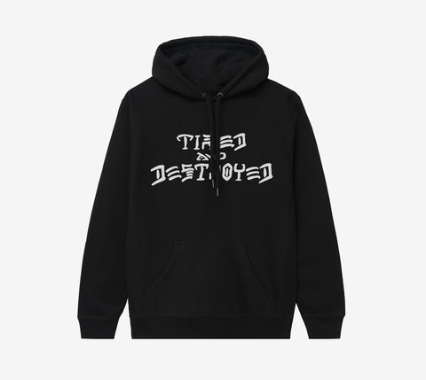 Tired x Thrasher T&D PULLOVER HOOD