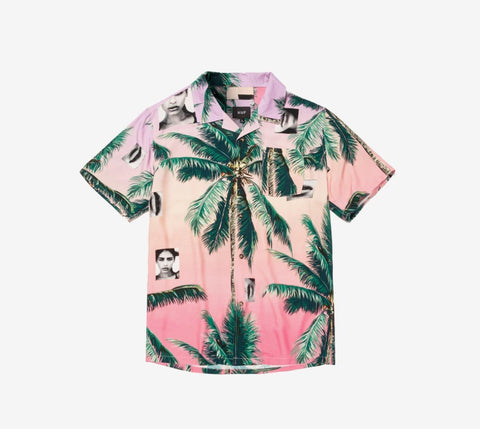 Huf Molly Resort S/S Shirt - Ben-G skateshop