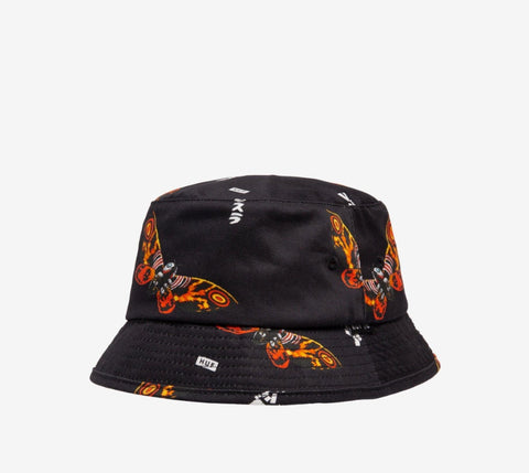 Huf Mothra Bucket Hat