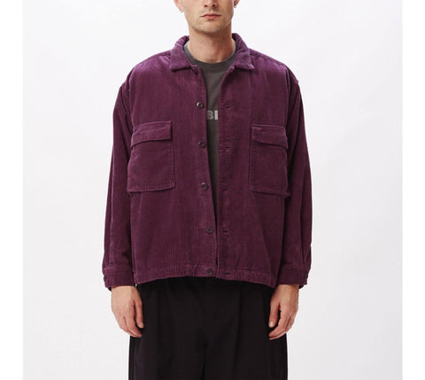 Obey Theo Shirt Jacket