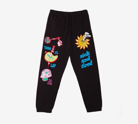 Obey Time Is Up Sweatpant