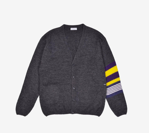 Pop Captain Knitted Cardigan - Ben-G skateshop