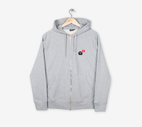 Ben-G Doghead Zip Up - Ben-G skateshop