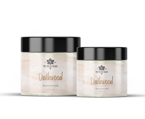 Darkwood All-Natural Whipped Shave Butter