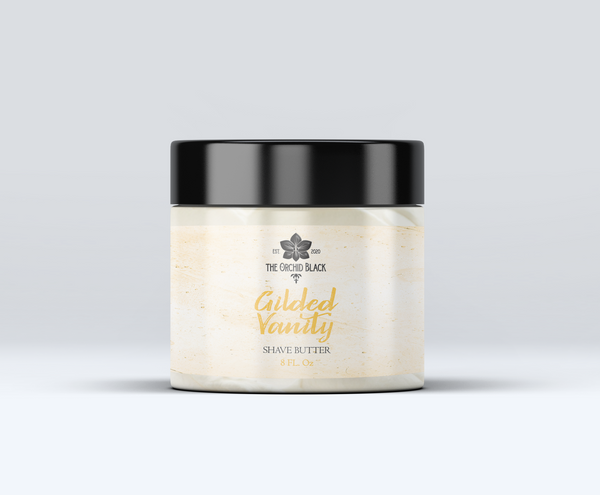 Gilded Vanity All-Natural Whipped Shave Butter