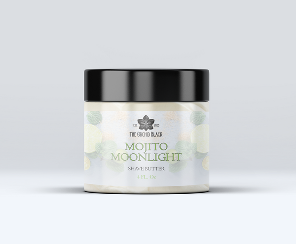 Mojito Moonlight Women's All Natural Shave Butter